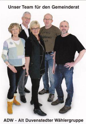 ADW - Alt Duvenstedter Wählergruppe
